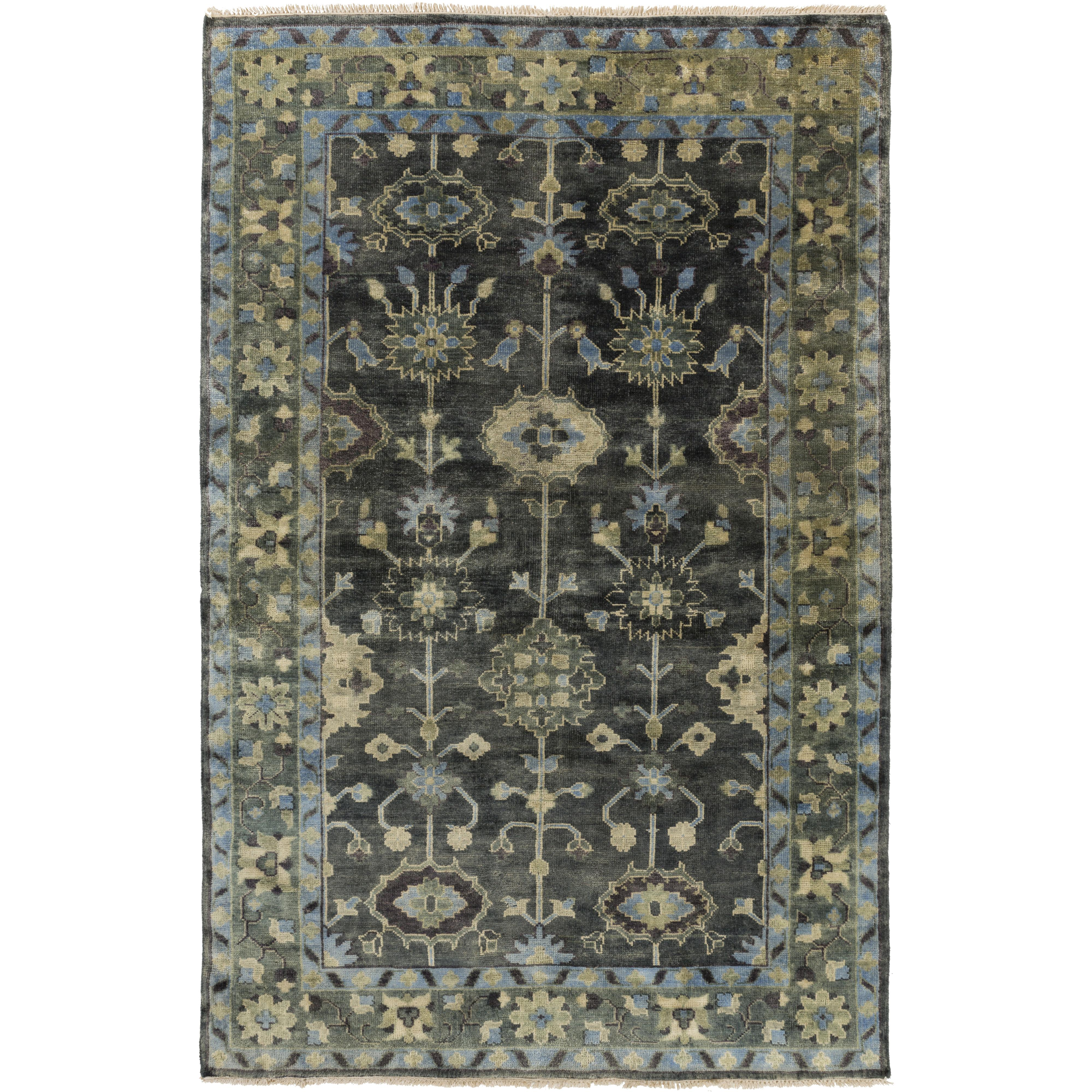 "Surya Rugs Antique 5'6"" x 8'6"" - Item Number: ATQ1008-5686"