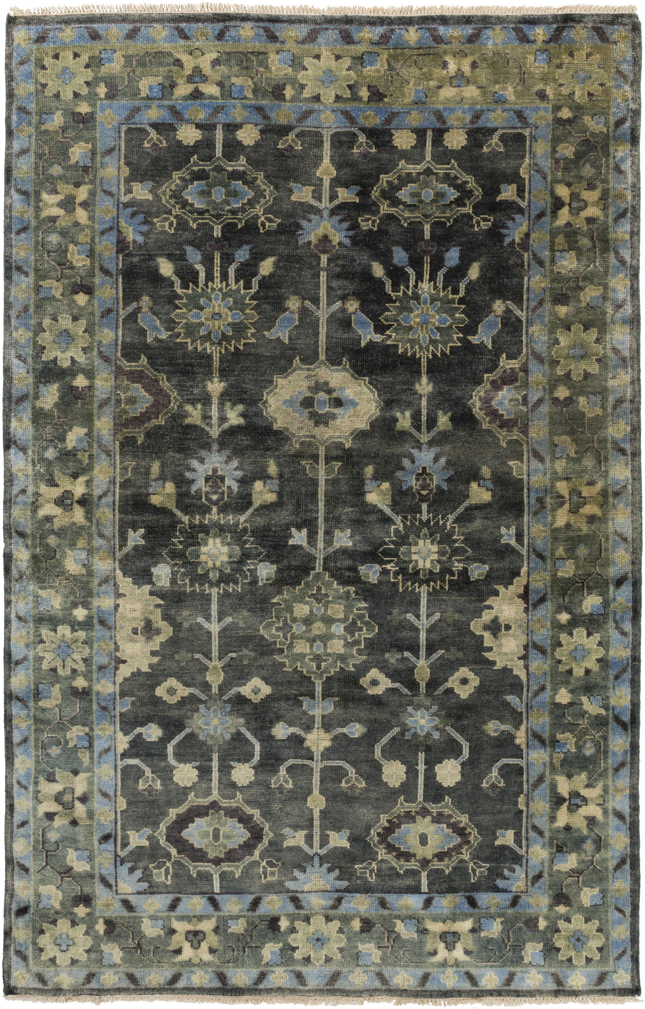 Surya Rugs Antique 8' x 11' - Item Number: ATQ1008-811