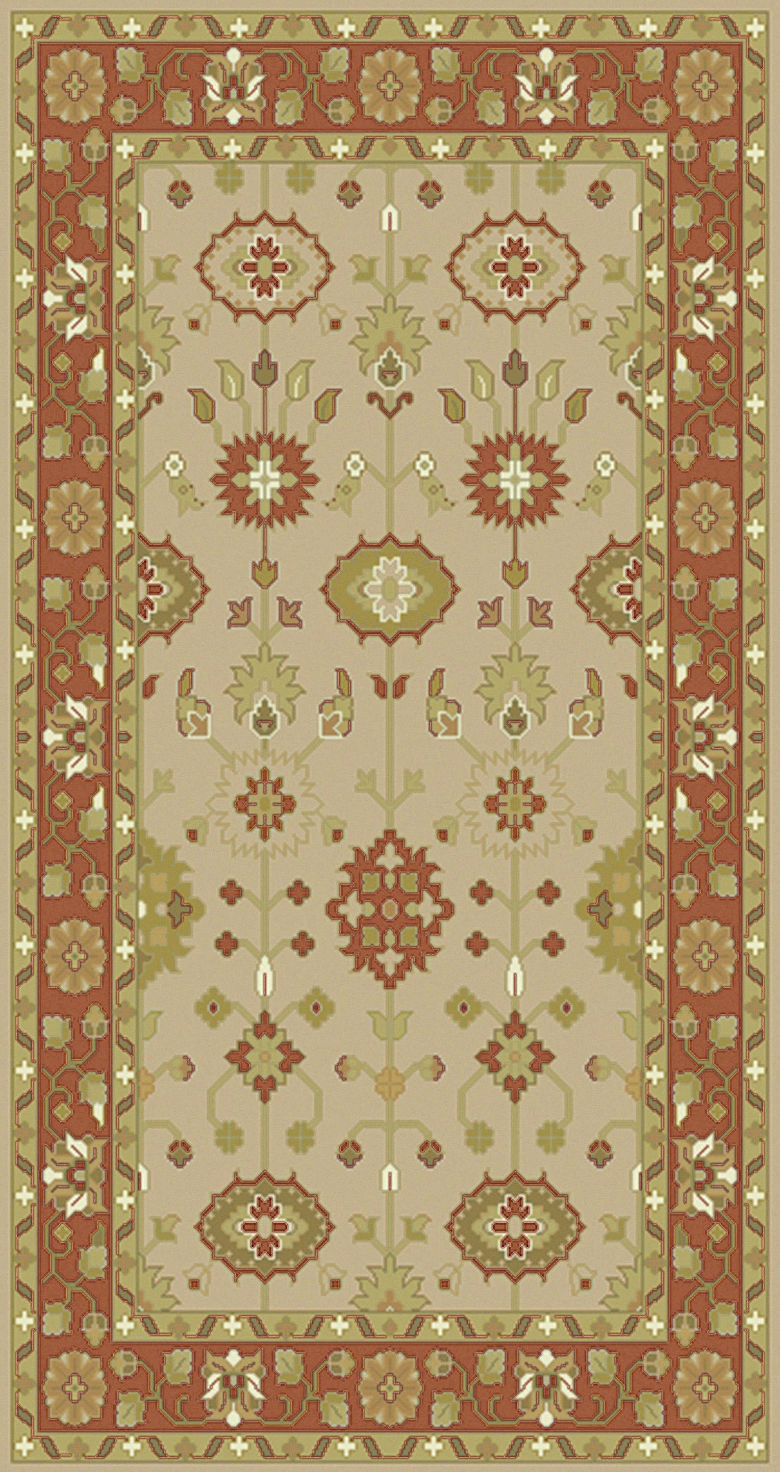 Surya Rugs Antique 2' x 3' - Item Number: ATQ1009-23