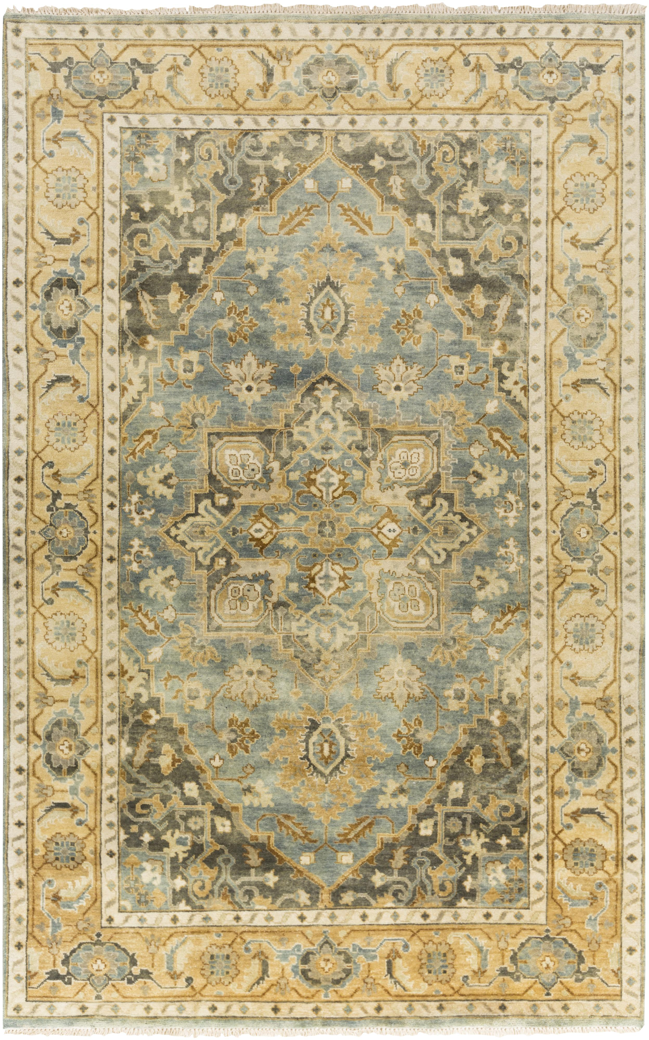 "Surya Rugs Antique 3'6"" x 5'6"" - Item Number: ATQ1012-3656"