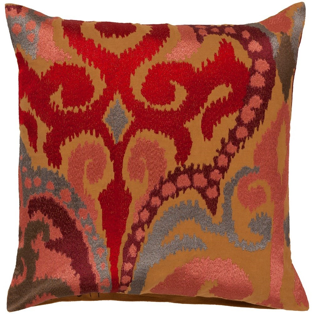Ara 20 x 20 x 4 Polyester Throw Pillow by 9596 at Becker Furniture