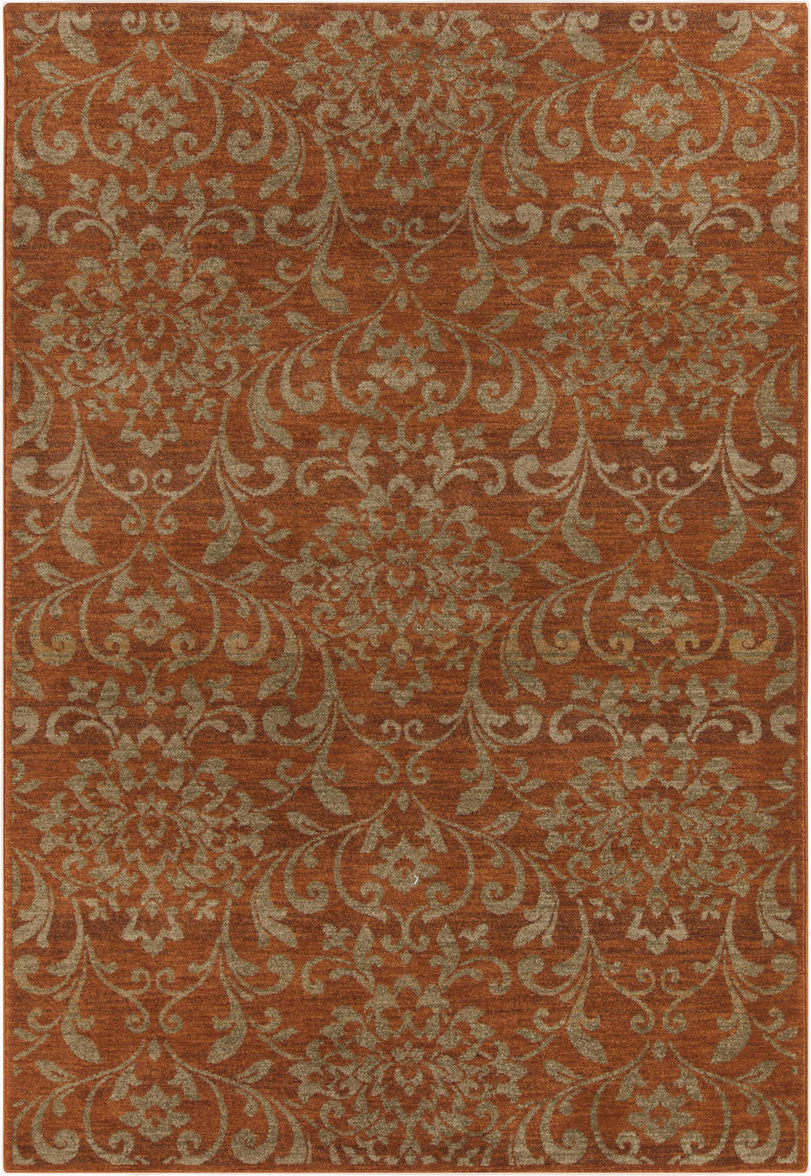 "Surya Rugs Arabesque 5'3"" x 7'3"" - Item Number: ABS3007-5373"