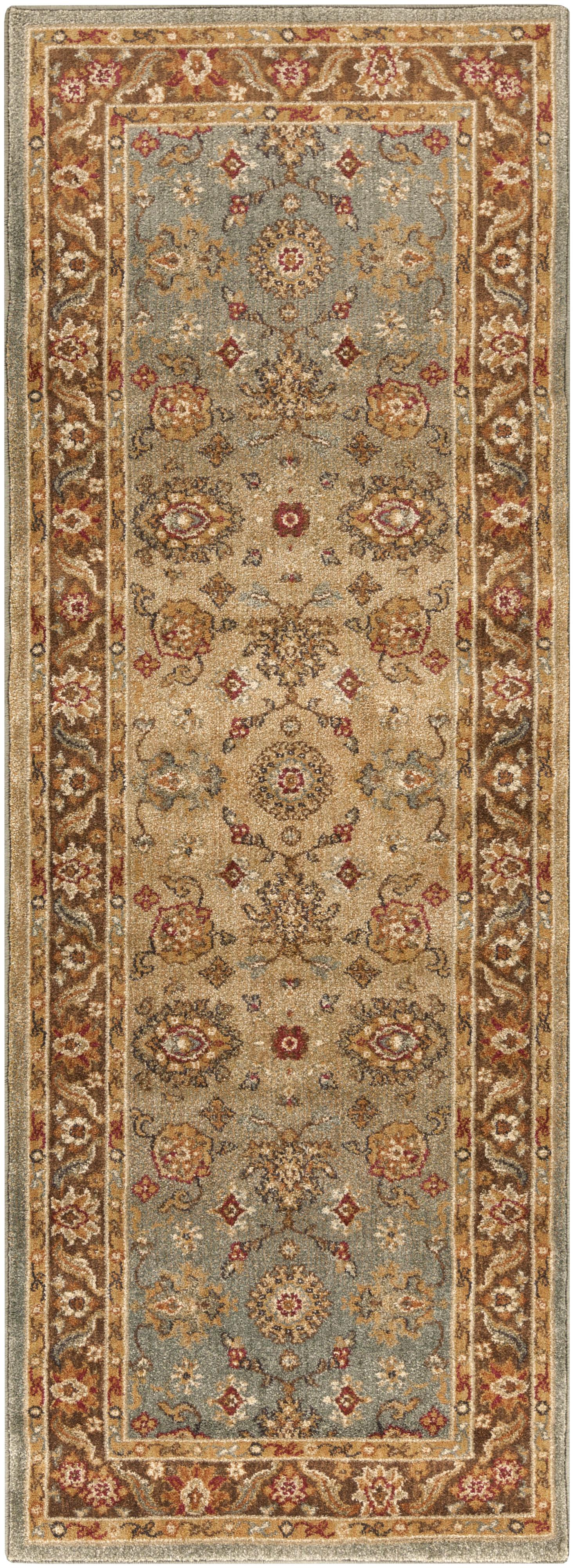 "Surya Rugs Arabesque 2'7"" x 7'3"" - Item Number: ABS3011-2773"