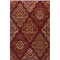 "Surya Arabesque 2'7"" x 4'7"" - Item Number: ABS3014-2747"
