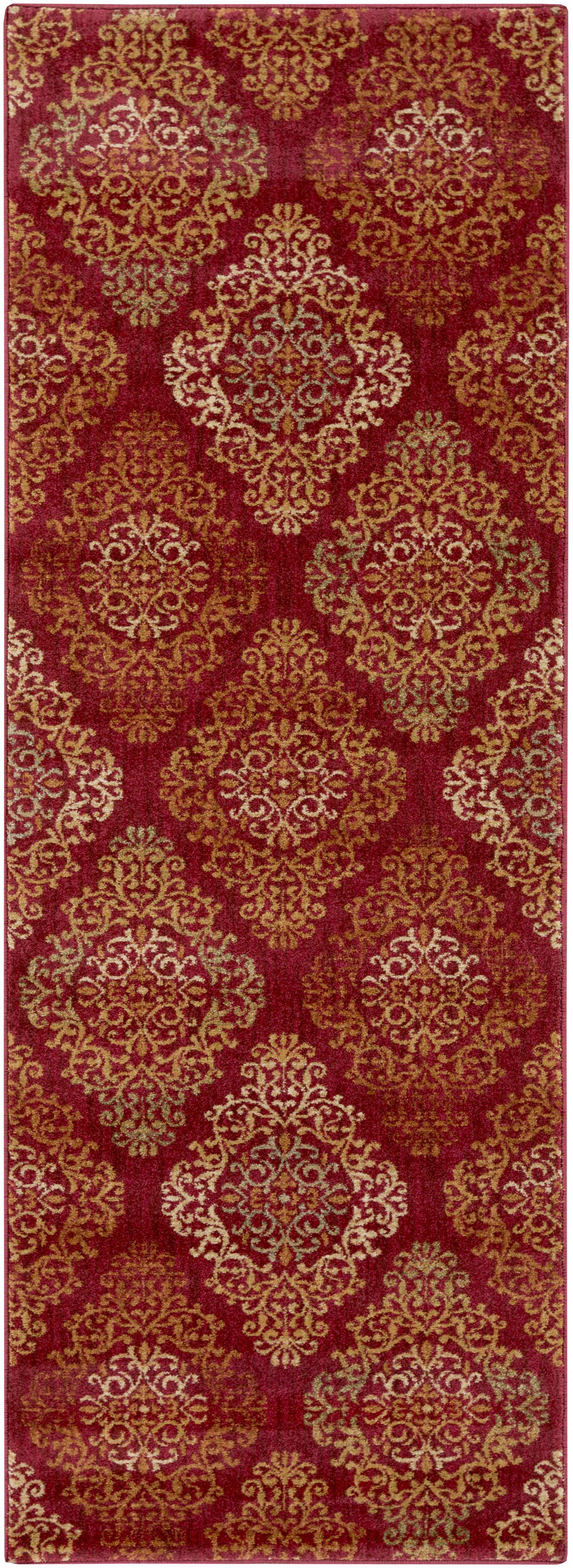 "Surya Arabesque 2'7"" x 7'3"" - Item Number: ABS3014-2773"