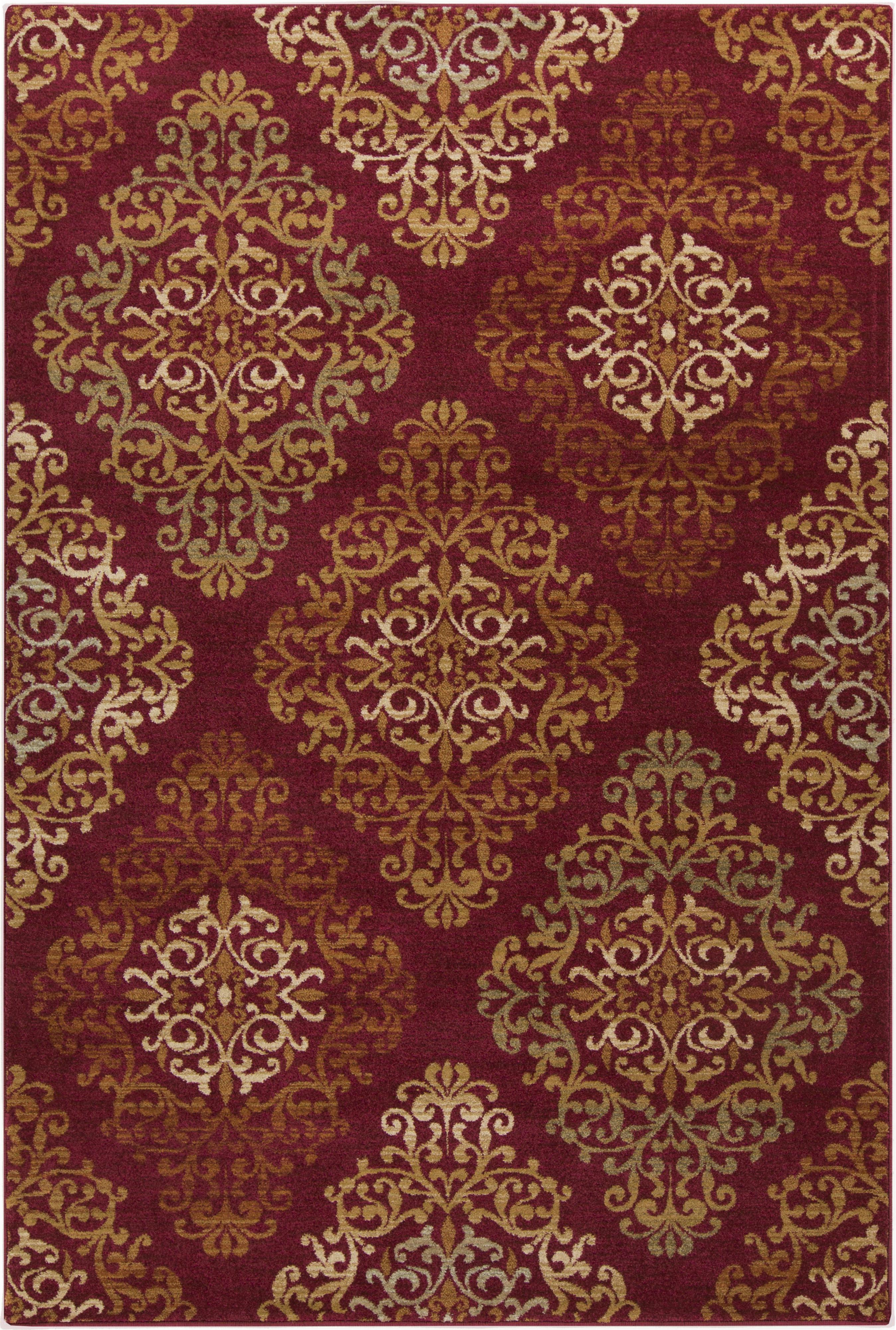 "Surya Rugs Arabesque 5'3"" x 7'3"" - Item Number: ABS3014-5373"