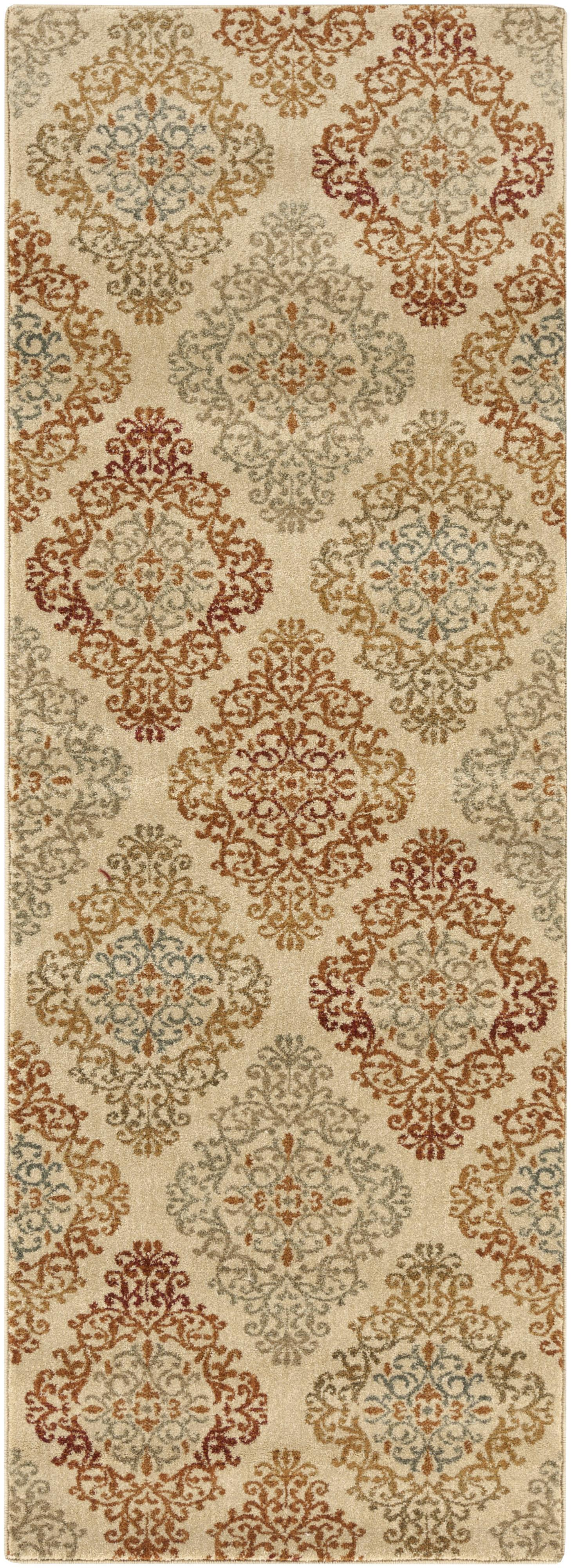 "Surya Arabesque 2'7"" x 7'3"" - Item Number: ABS3018-2773"