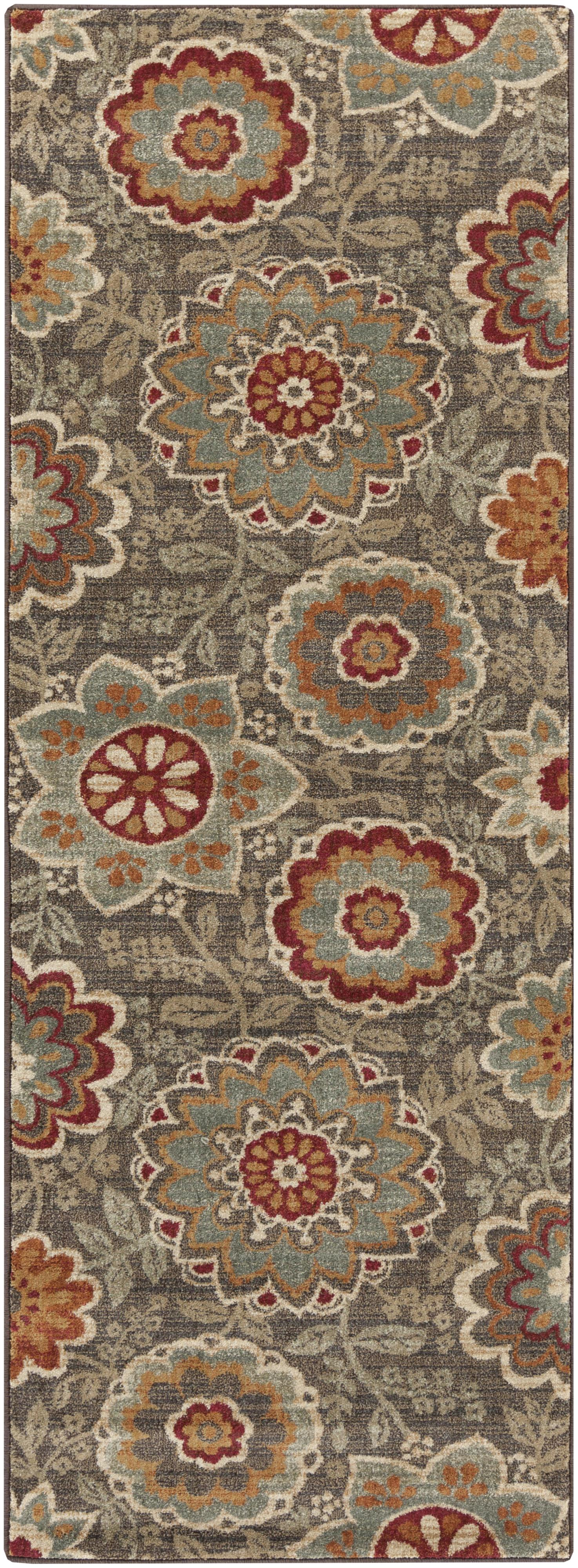 "Surya Rugs Arabesque 2'7"" x 7'3"" - Item Number: ABS3020-2773"