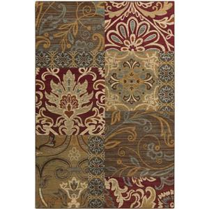 "Surya Rugs Arabesque 1'10"" x 2'11"""