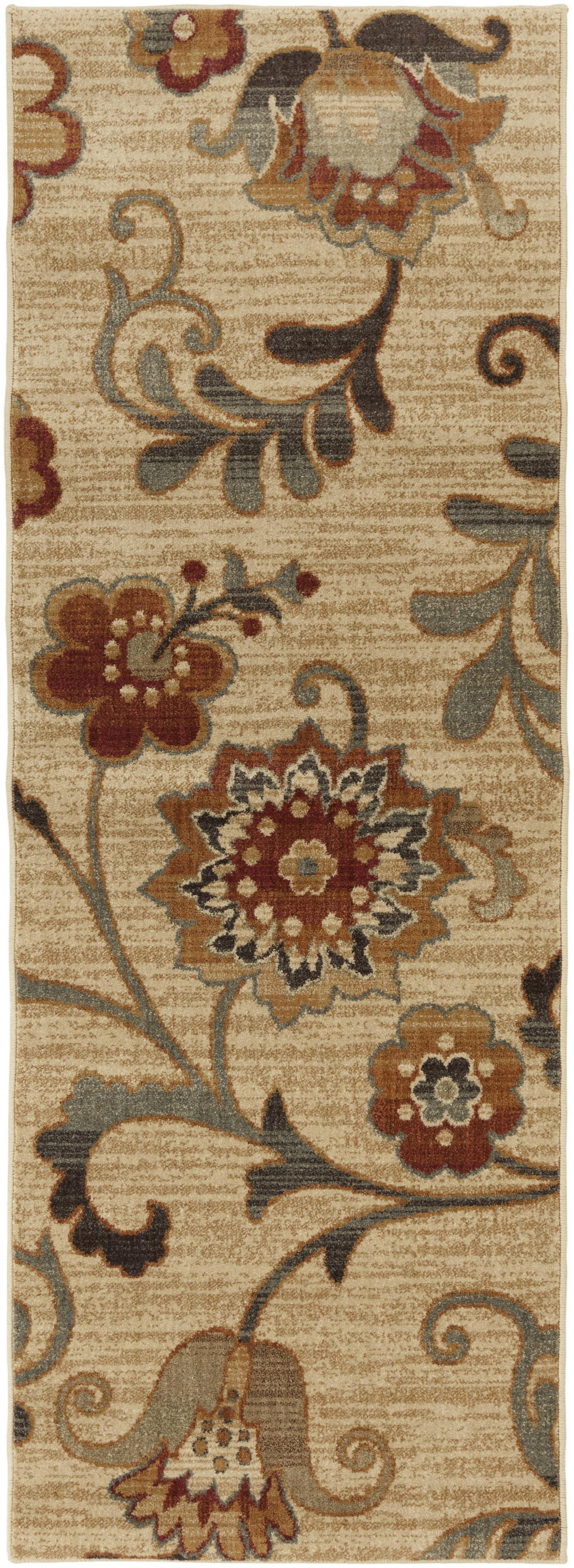 "Surya Rugs Arabesque 2'7"" x 7'3"" - Item Number: ABS3027-2773"