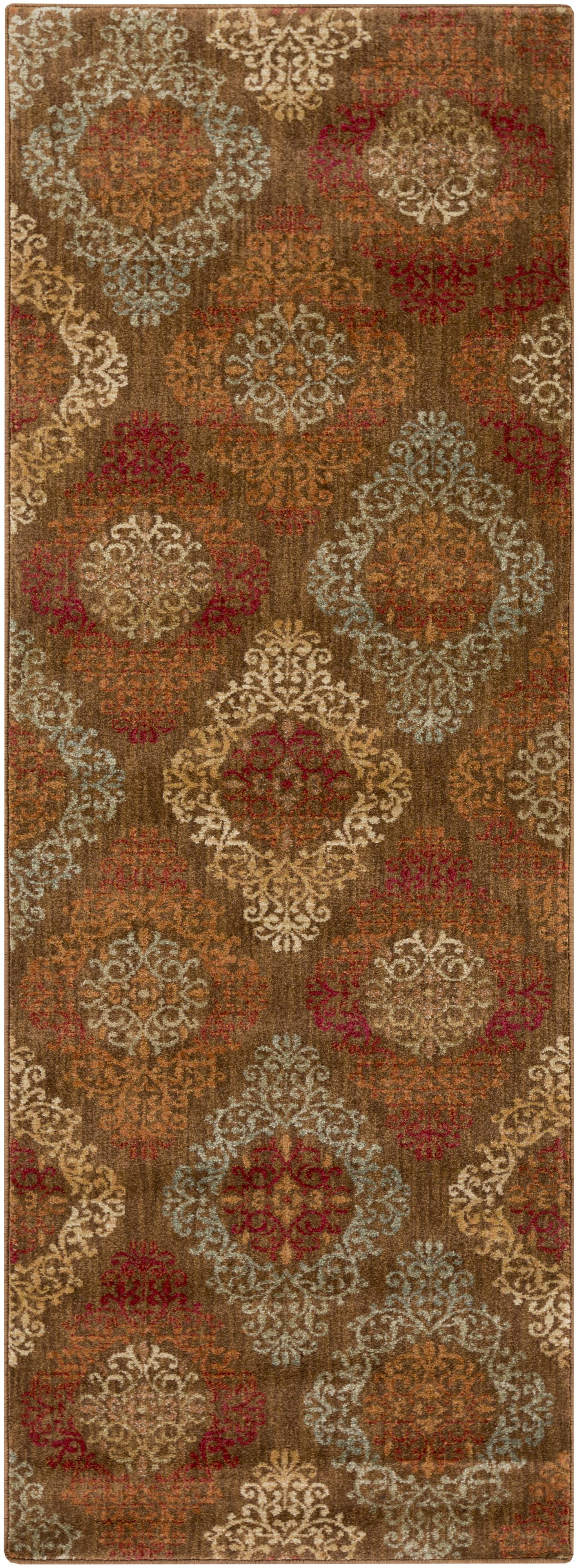 "Surya Rugs Arabesque 2'7"" x 7'3"" - Item Number: ABS3028-2773"