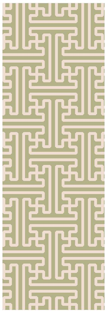"Surya Rugs Archive 2'6"" x 8' - Item Number: ACH1705-268"