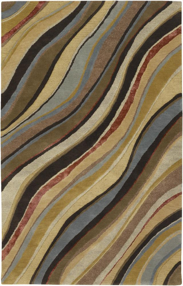 Surya Rugs Artist Studio 9' x 13' - Item Number: ART229-913