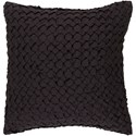 Surya Ashlar 18 x 18 x 4 Down Throw Pillow - Item Number: ALR001-1818D