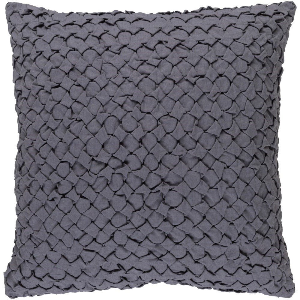 Ashlar 18 x 18 x 4 Polyester Throw Pillow by 9596 at Becker Furniture