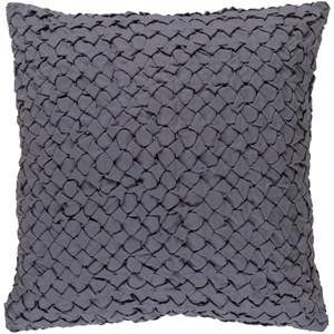 Surya Ashlar 18 x 18 x 4 Polyester Throw Pillow