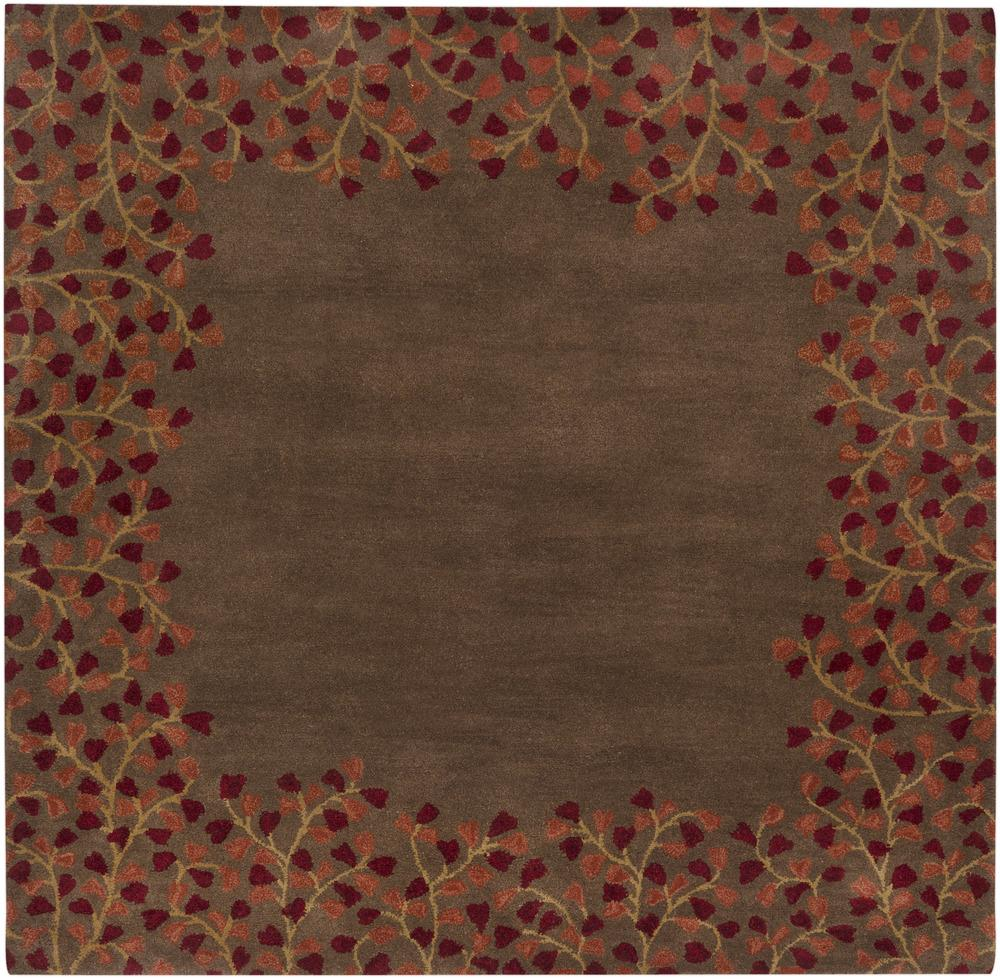 Surya Athena 4' Square - Item Number: ATH5003-4SQ
