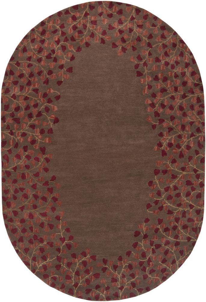 Surya Rugs Athena 8' x 10' Oval - Item Number: ATH5003-810OV
