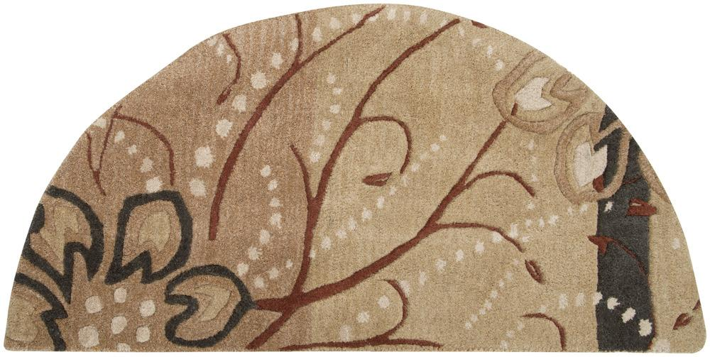 Surya Rugs Athena 2' x 4' Hearth - Item Number: ATH5006-24HM