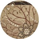 Surya Rugs Athena 4' Round - Item Number: ATH5006-4RD