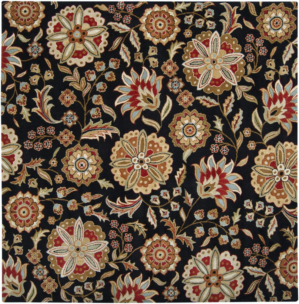 Surya Athena 4' Square - Item Number: ATH5017-4SQ
