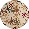 Surya Athena 6' Round - Item Number: ATH5019-6RD