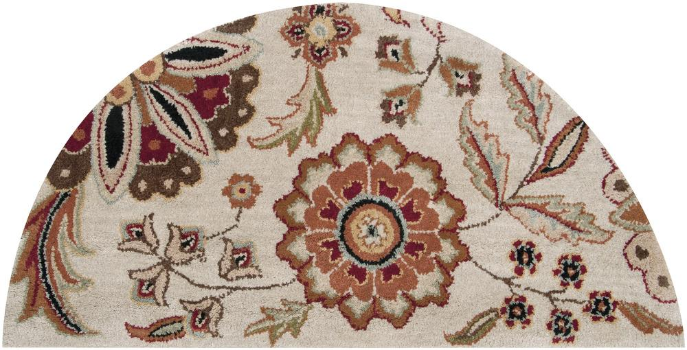 Surya Rugs Athena 2' x 4' Hearth - Item Number: ATH5035-24HM