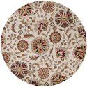 Surya Athena 6' Round - Item Number: ATH5035-6RD