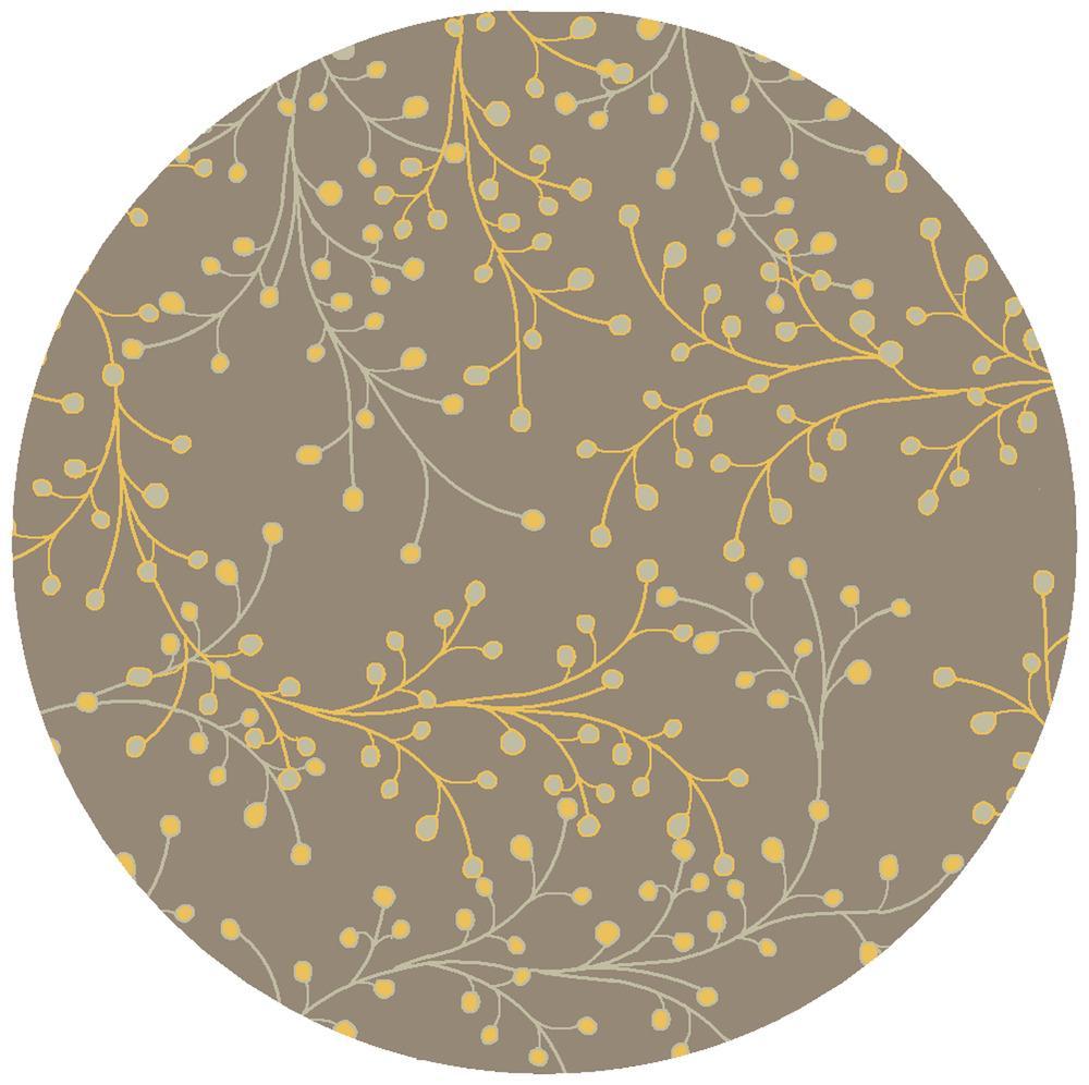 Surya Athena 4' Round - Item Number: ATH5060-4RD