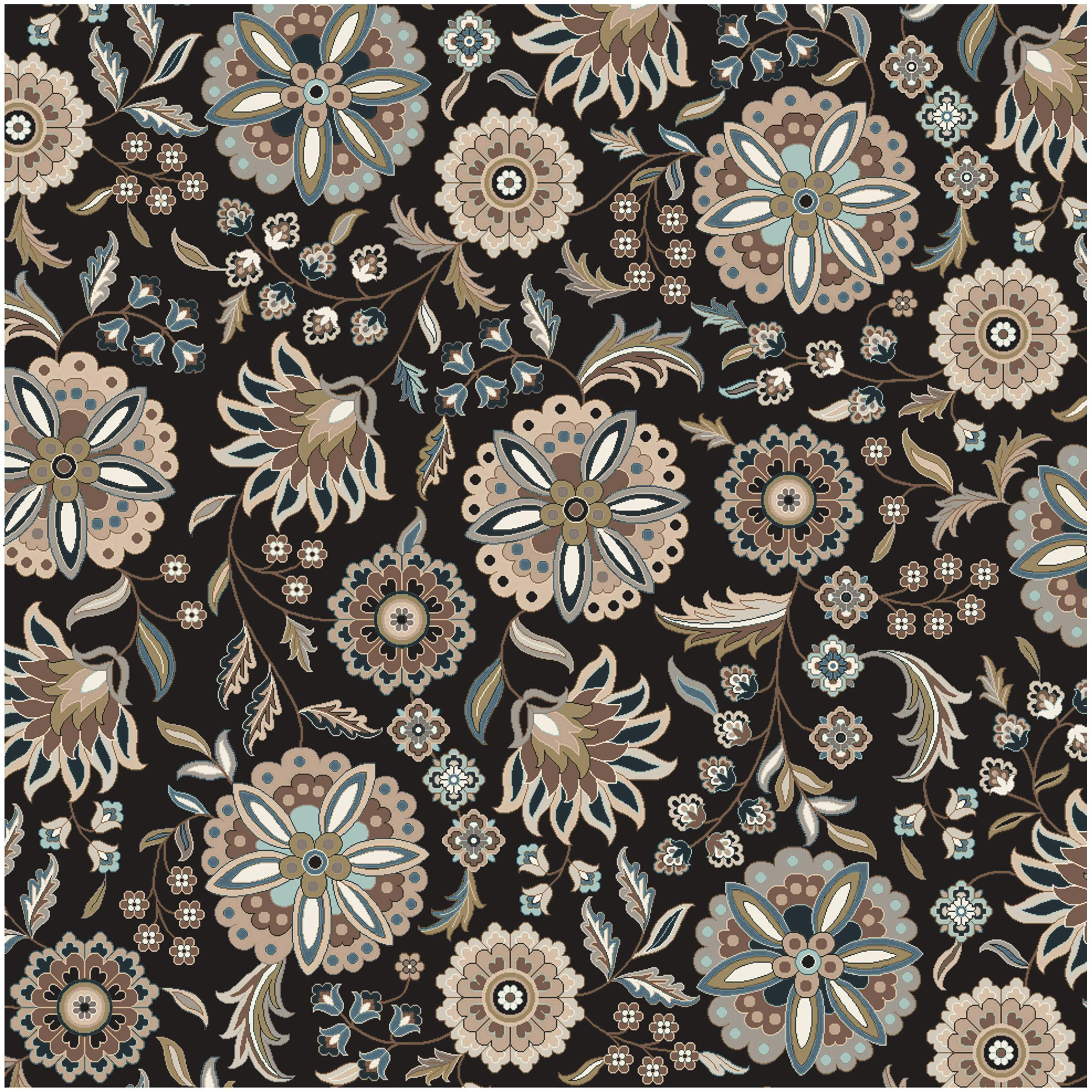 Surya Athena 4' Square - Item Number: ATH5061-4SQ