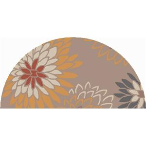 Surya Rugs Athena 2' x 4' Hearth