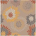 Surya Athena 6' Square - Item Number: ATH5106-6SQ