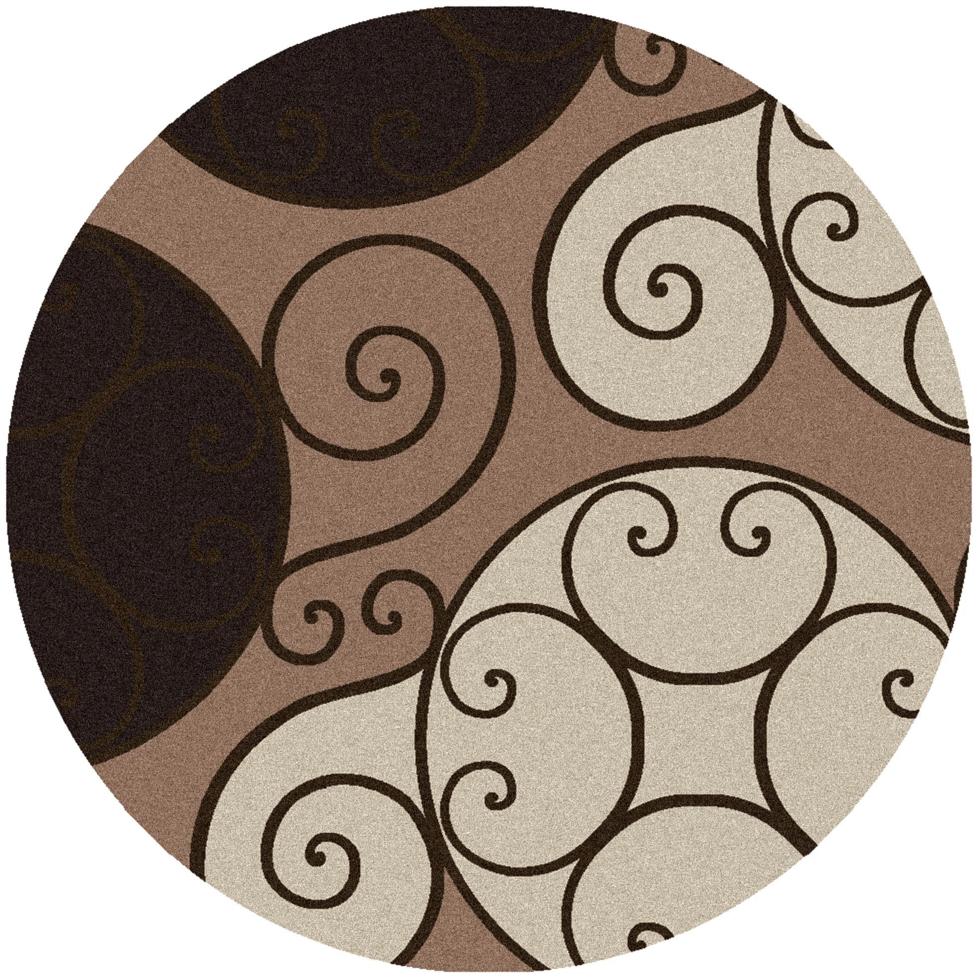 Surya Athena 4' Round - Item Number: ATH5111-4RD