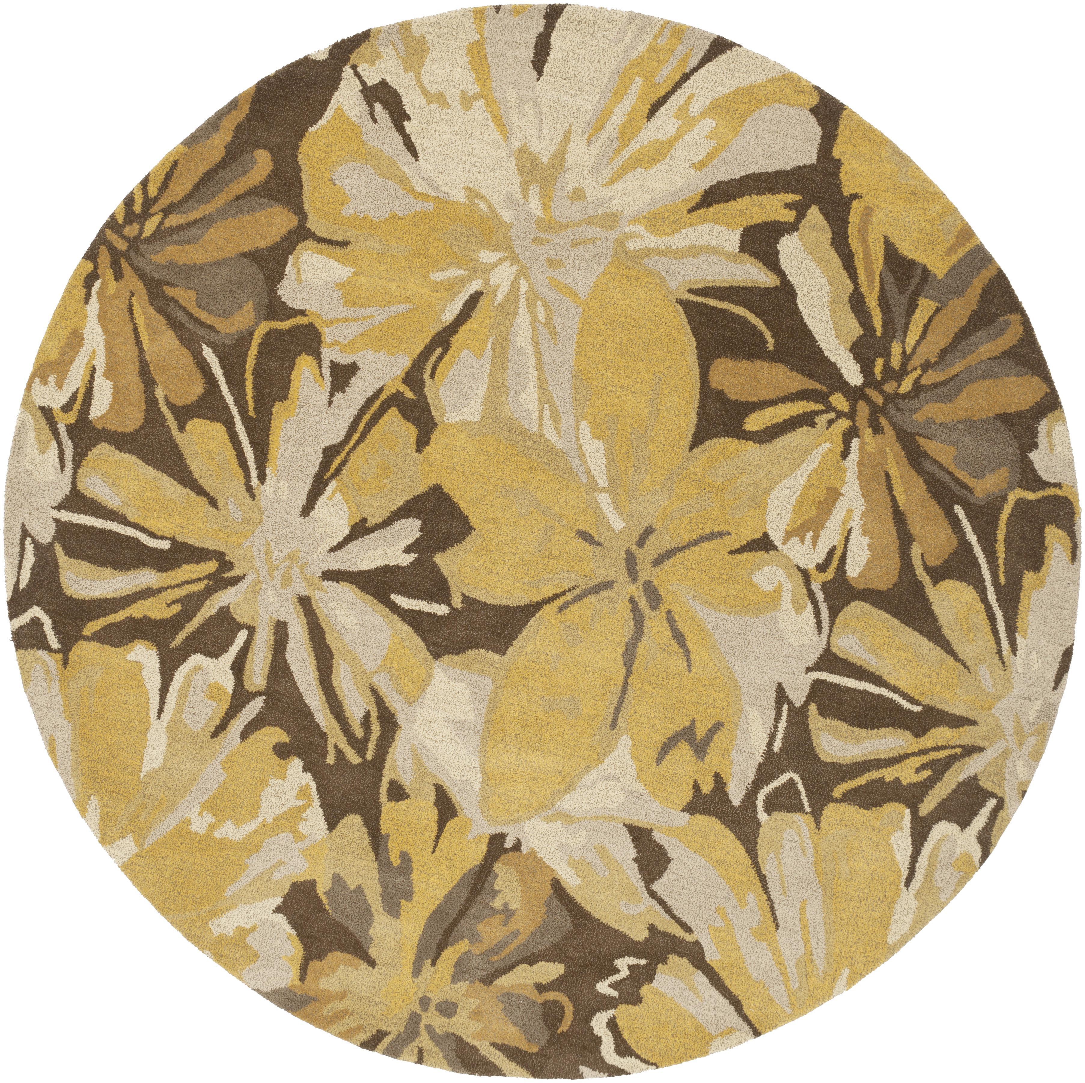 Surya Athena 4' Round - Item Number: ATH5115-4RD