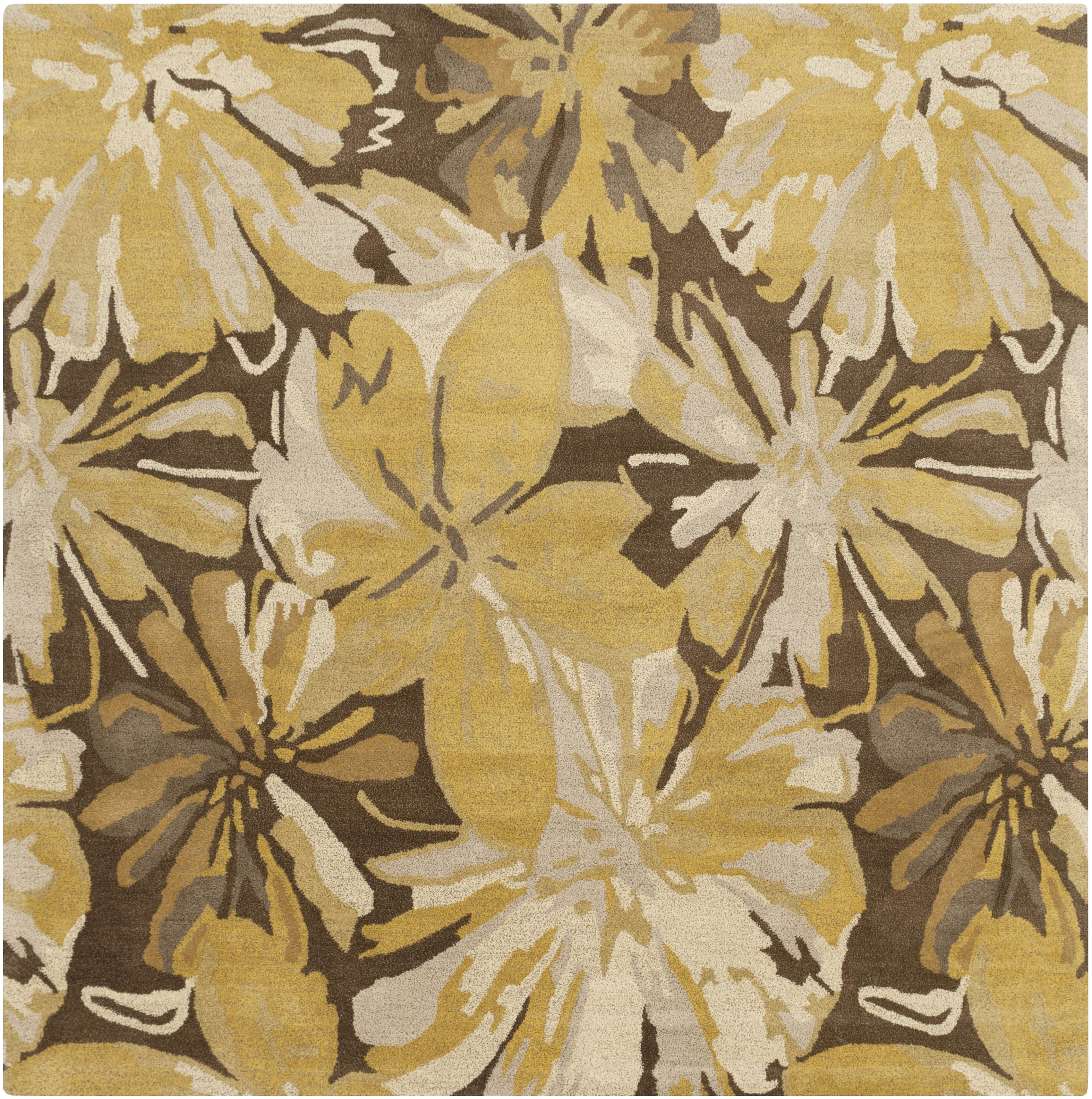 Surya Athena 6' Square - Item Number: ATH5115-6SQ