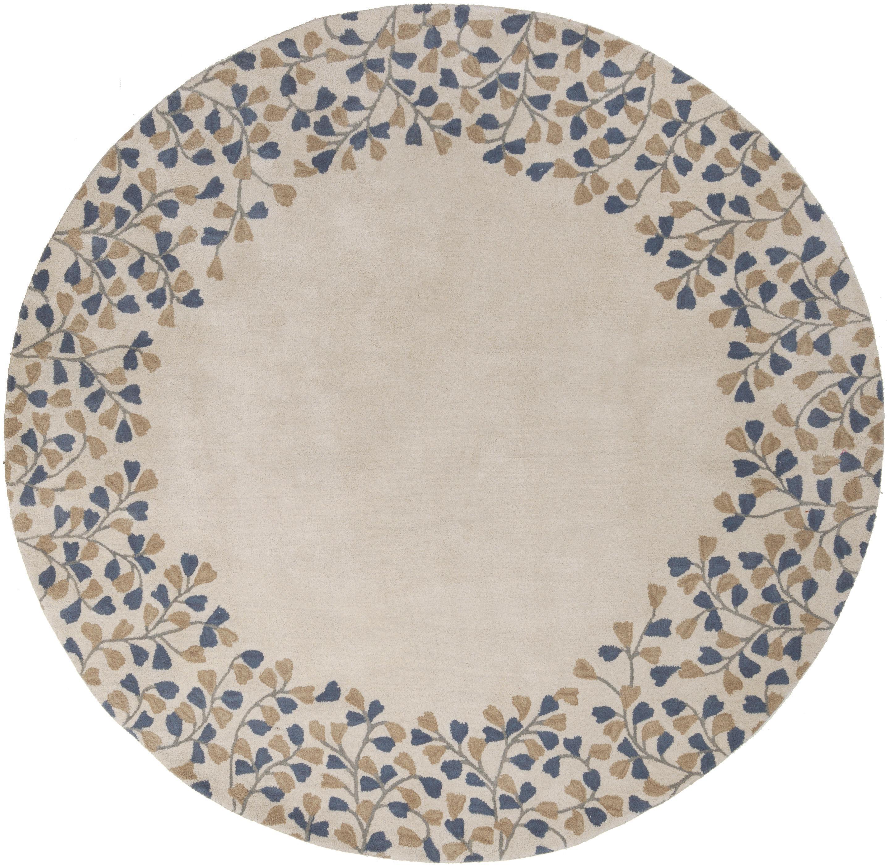 Surya Athena 8' Round - Item Number: ATH5117-8RD