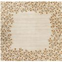 Surya Athena 4' Square - Item Number: ATH5118-4SQ