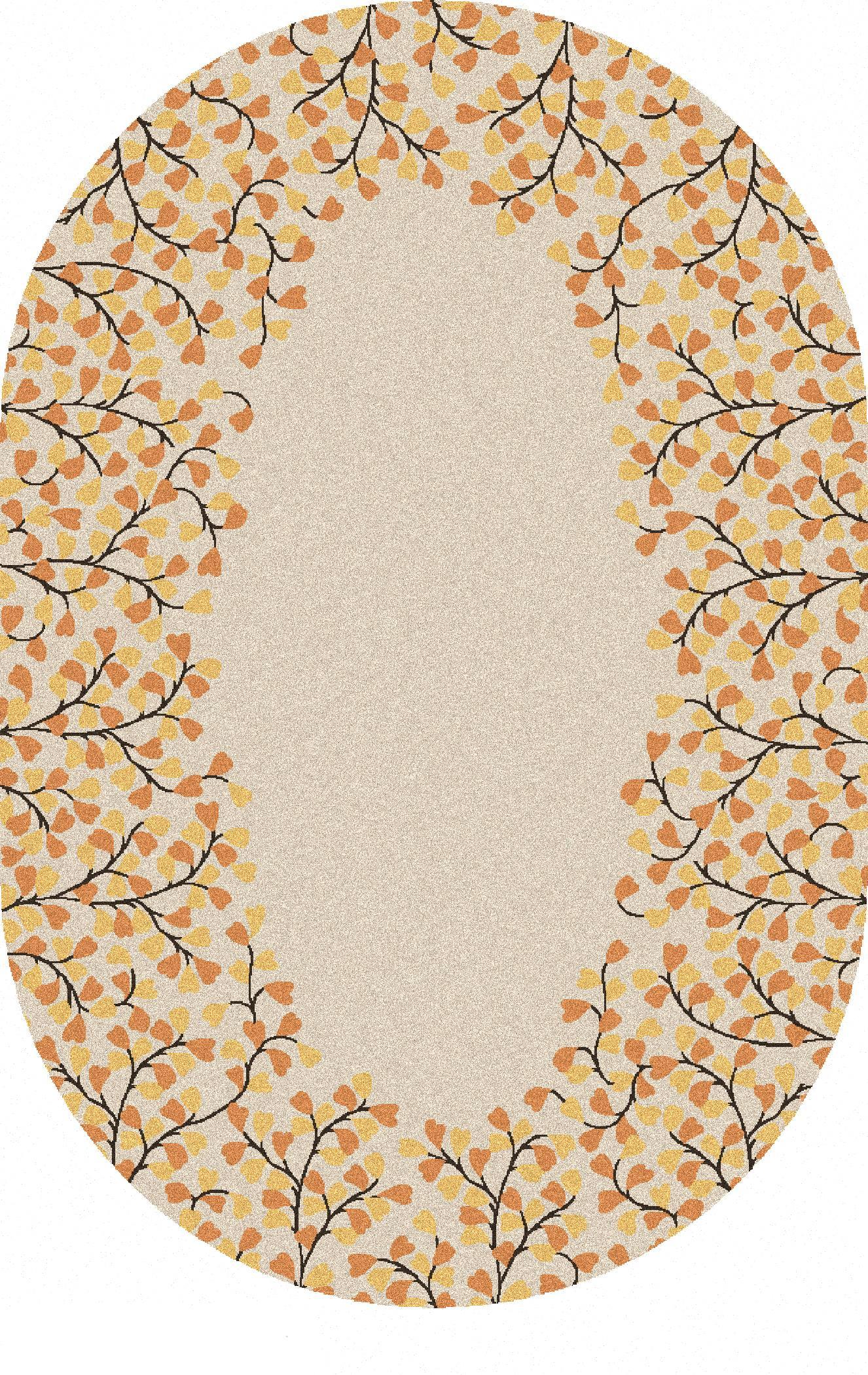 Surya Athena 6' x 9' Oval - Item Number: ATH5118-69OV