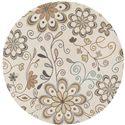 Surya Athena 4' Round - Item Number: ATH5123-4RD