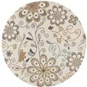 Surya Rugs Athena 4' Round - Item Number: ATH5123-4RD
