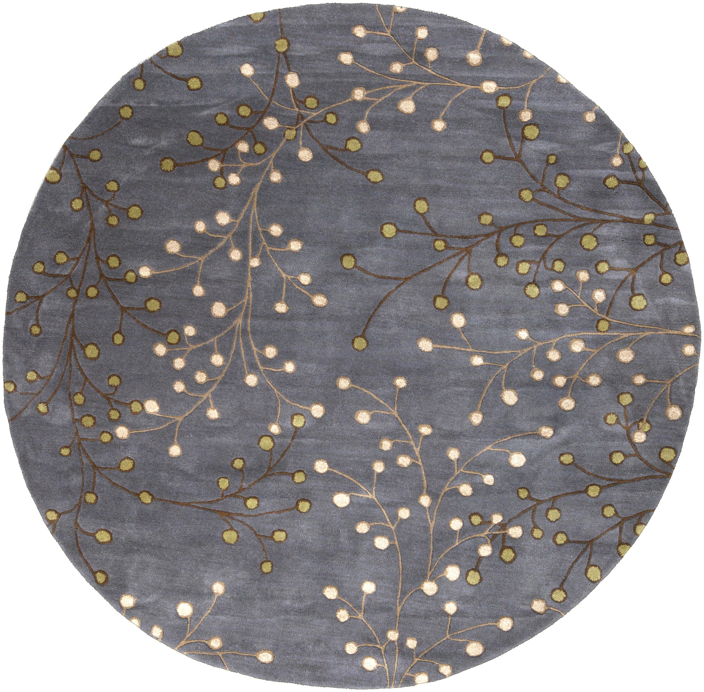 Surya Rugs Athena 6' Round - Item Number: ATH5125-6RD