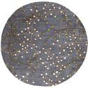 Surya Athena 8' Round - Item Number: ATH5125-8RD