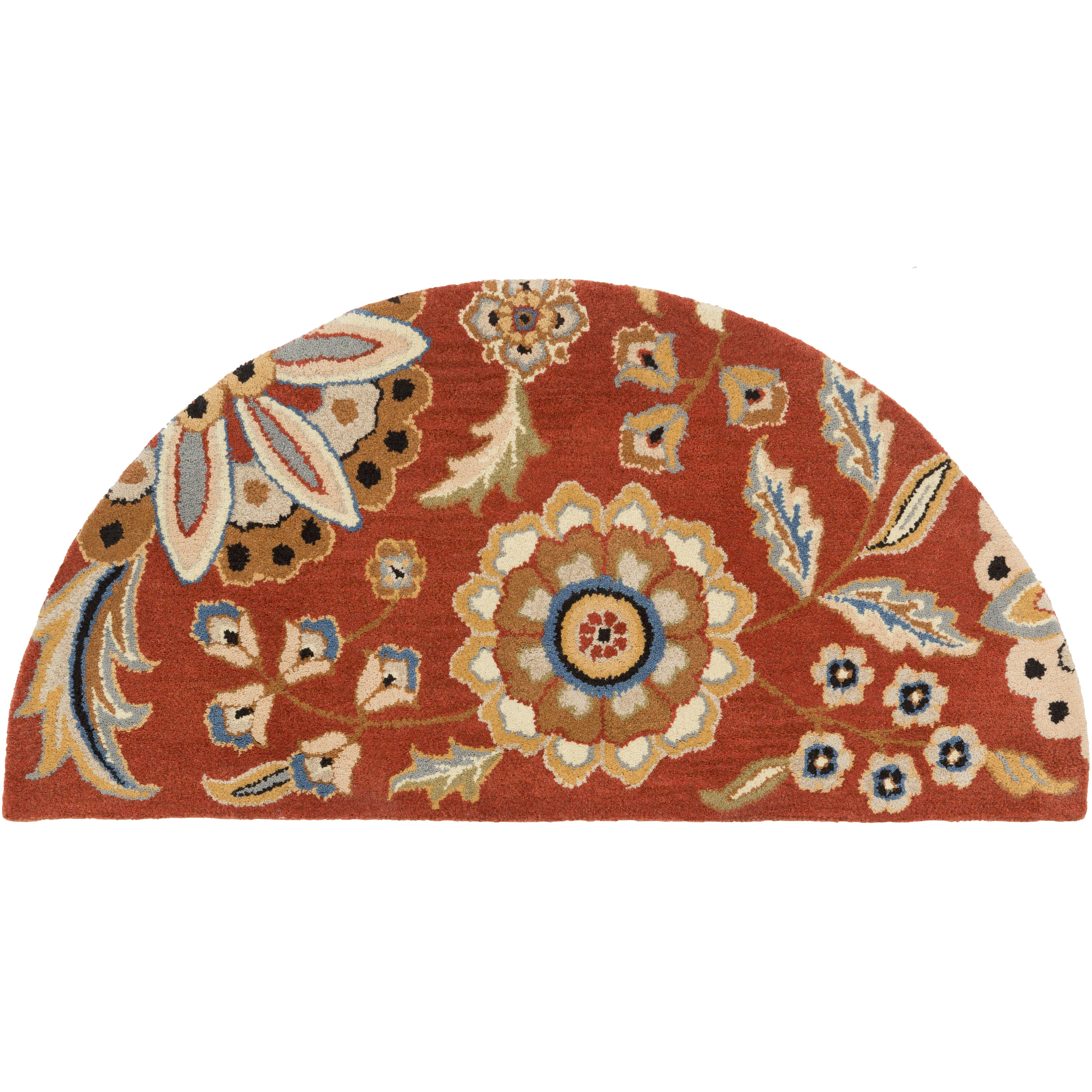 Surya Rugs Athena 2' x 4' Hearth - Item Number: ATH5126-24HM