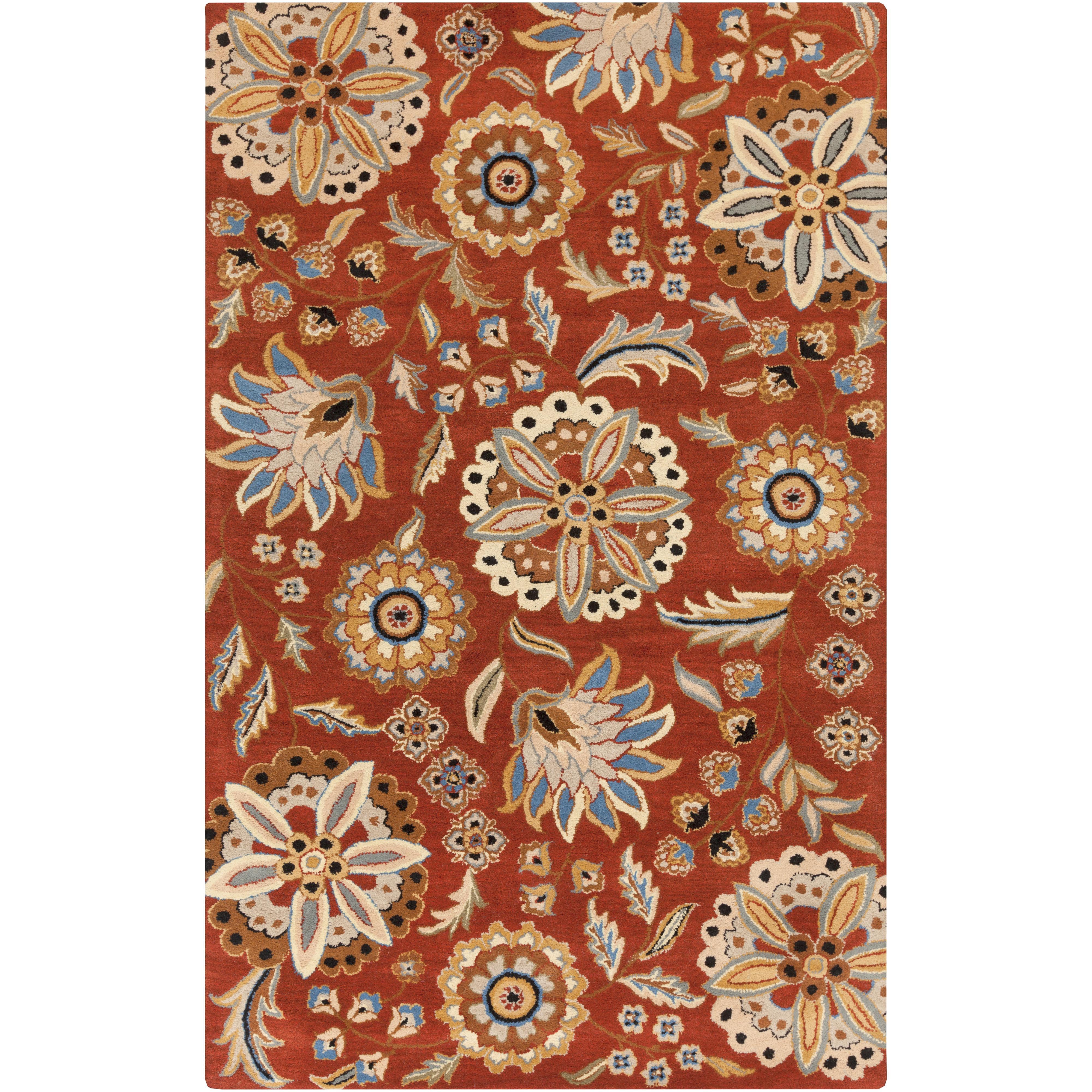 Surya Rugs Athena 5' x 8' - Item Number: ATH5126-58