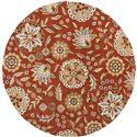 Surya Athena 8' Round - Item Number: ATH5126-8RD