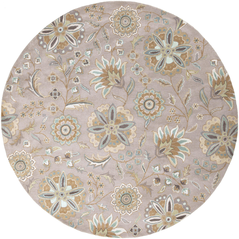 Surya Athena 4' Round - Item Number: ATH5127-4RD