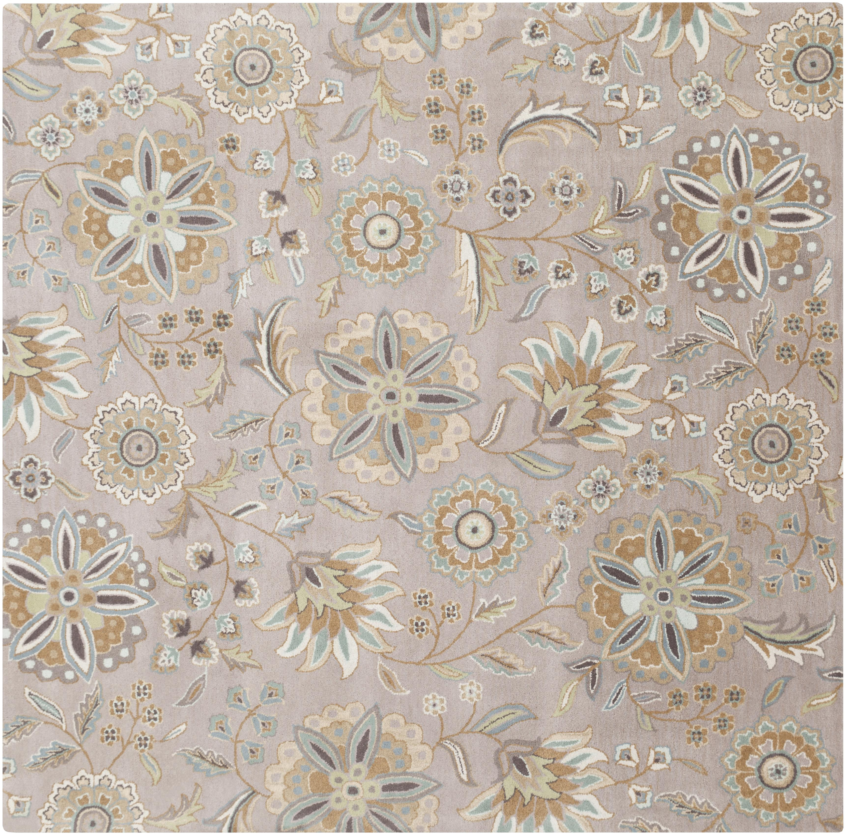 Surya Athena 6' Square - Item Number: ATH5127-6SQ