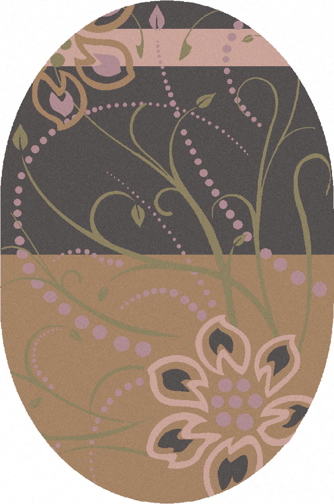 Surya Rugs Athena 8' x 10' Oval - Item Number: ATH5128-810OV