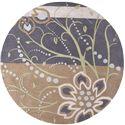 Surya Athena 8' Round - Item Number: ATH5128-8RD