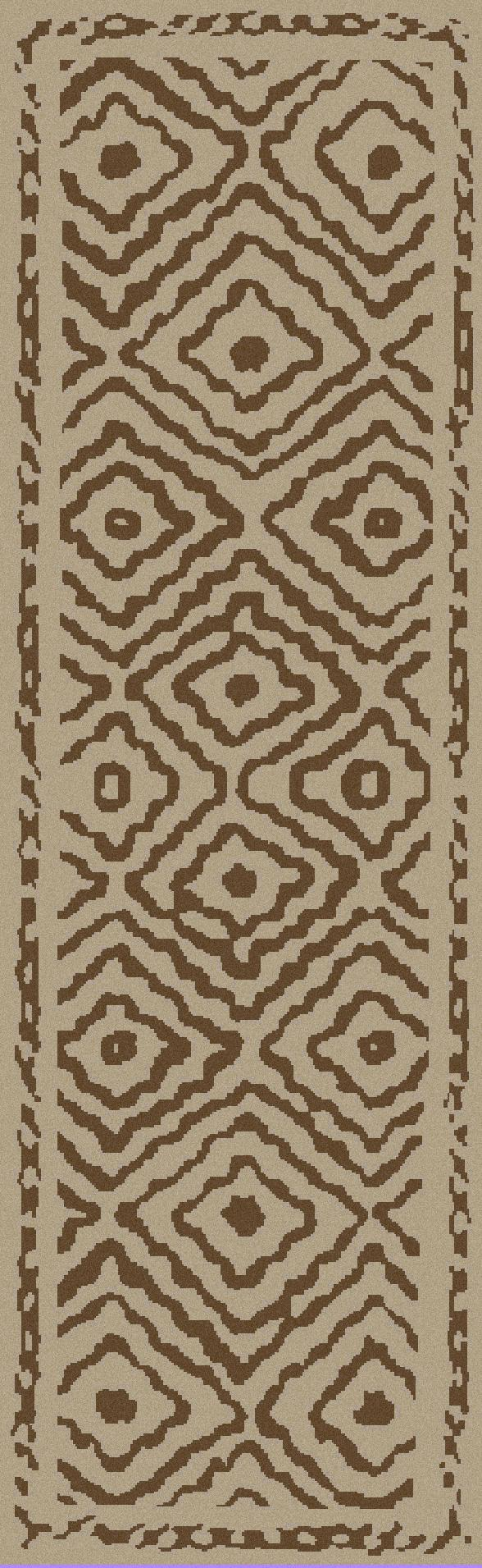 "Surya Rugs Atlas 2'6"" x 8' - Item Number: ATS1006-268"